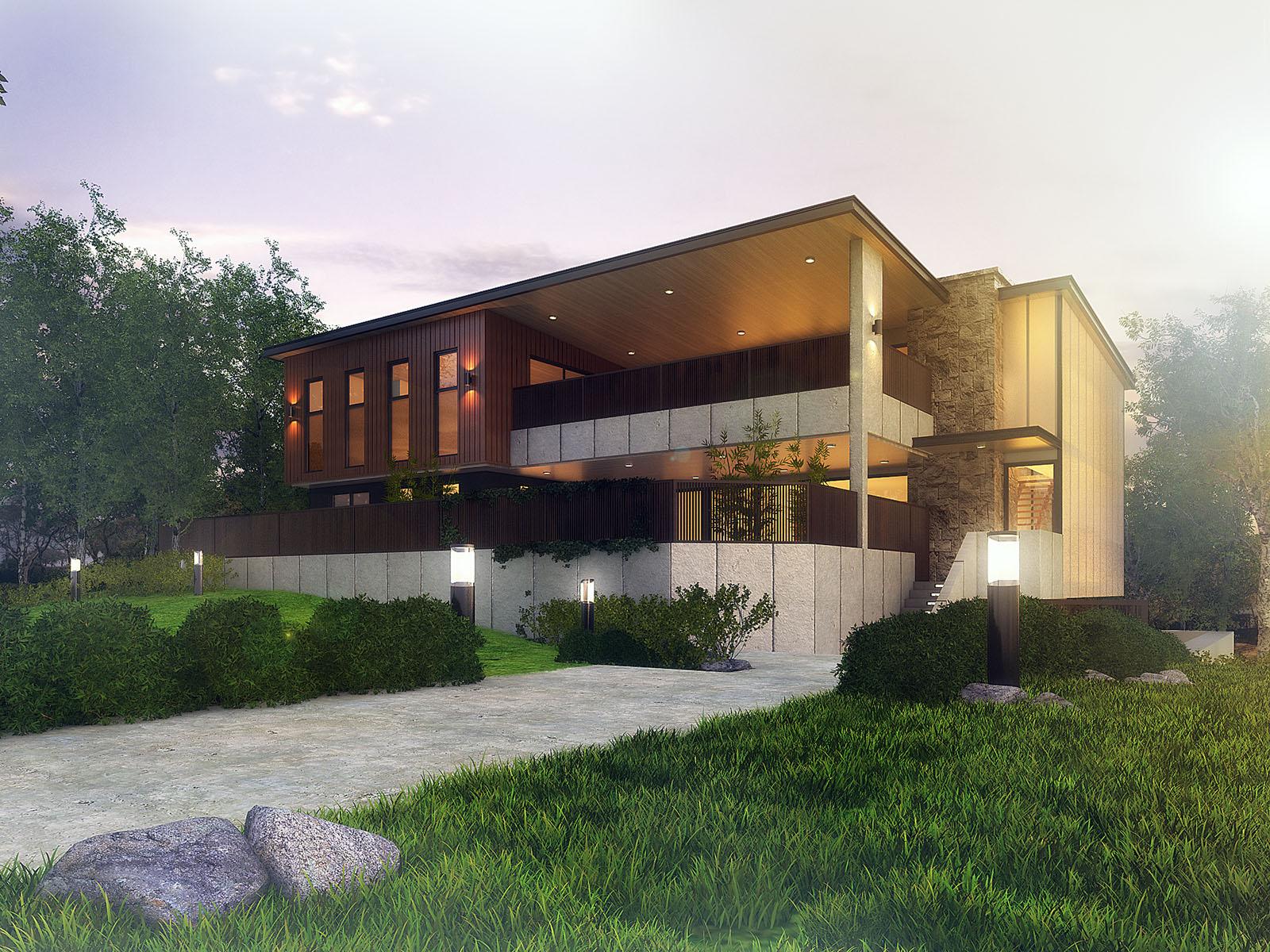 Hale Street Residence: Perth Building Design