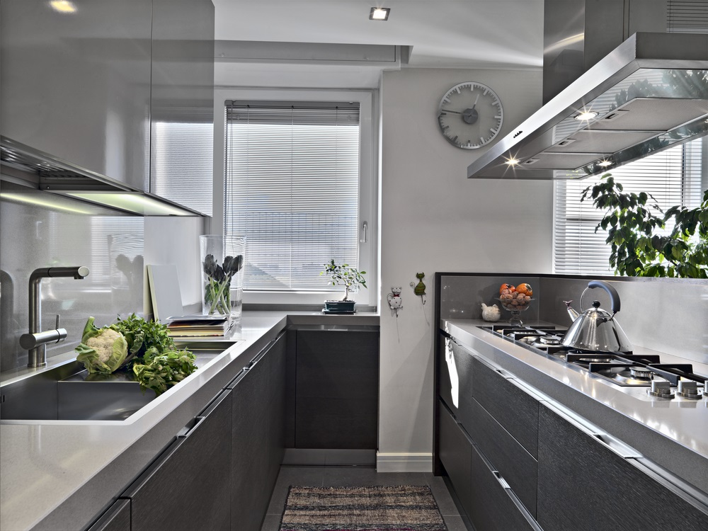 Small Kitchen Layouts Galley