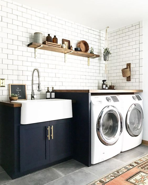 10 Designer-Approved Tips in Designing a Functional Laundry