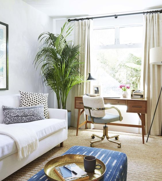11 Living Room Ideas for People Living in Small Apartments and Houses
