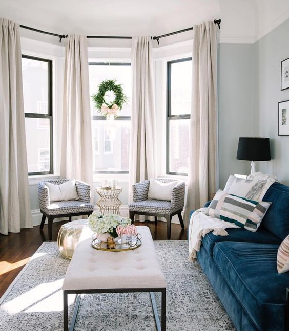11 Living Room Ideas for People Living in Small Apartments and Houses -