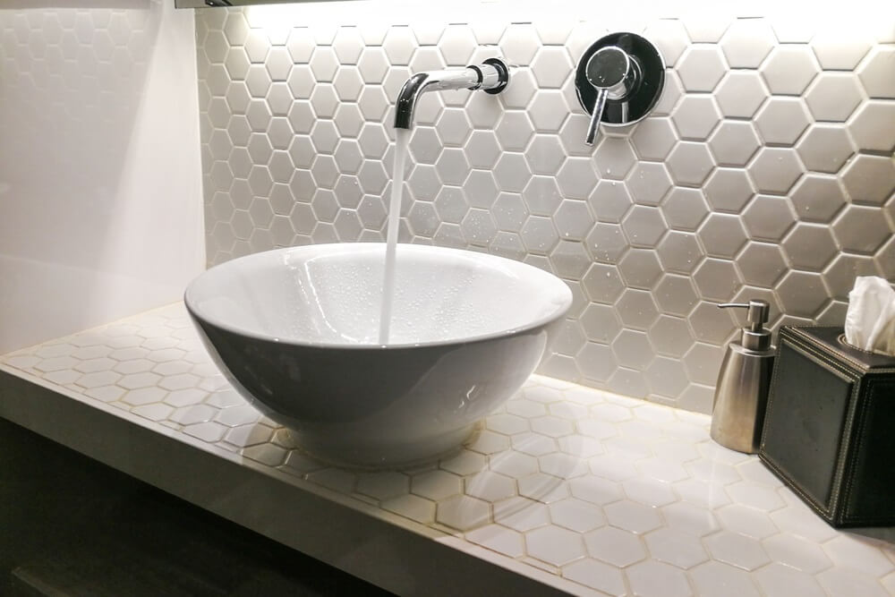 2018 Bathroom Trend - Hotel-Inspired Bathroom
