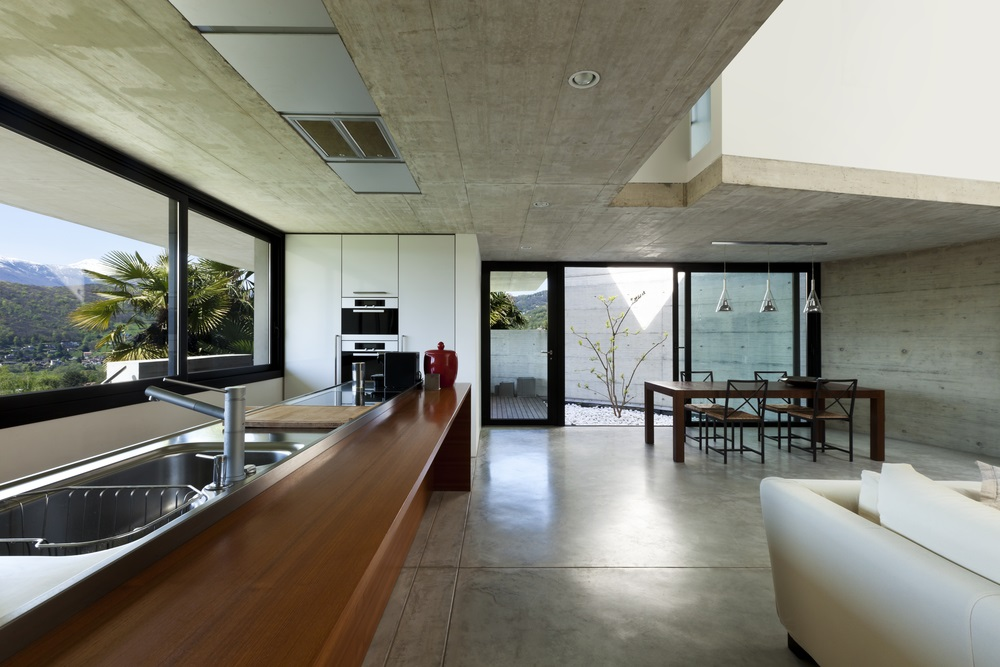 3 Reasons Why Polished Concrete Flooring is Ideal for Modern Homes