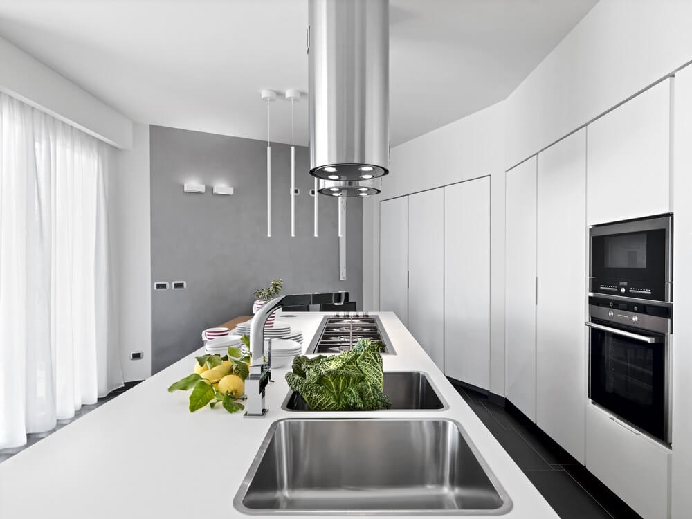 9 Tips for Well-Planned Galley Kitchens