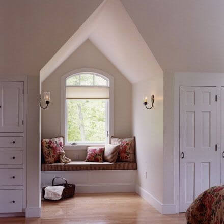 Cape Cod Attic Remodel