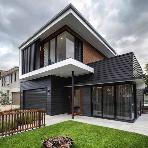 Home Design Ideas Australia: 11 Exterior House Cladding For New Australian Homes