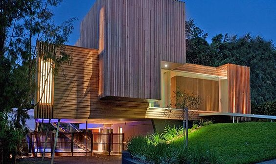 11 exterior house cladding for new australian homes for Sustainable exterior cladding materials