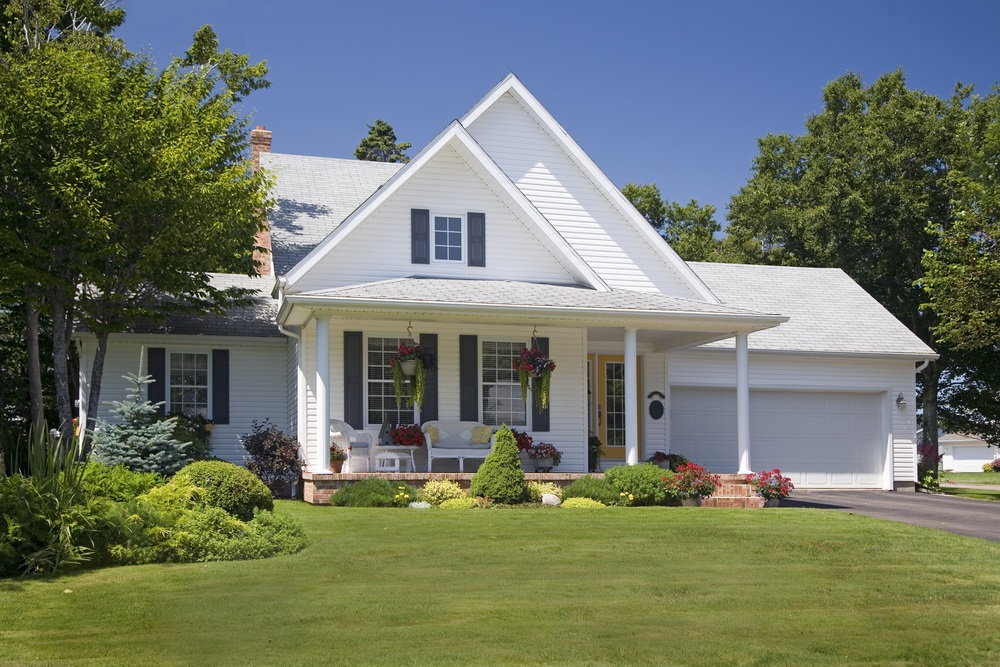 White Roof Paint Can Cool Your Home