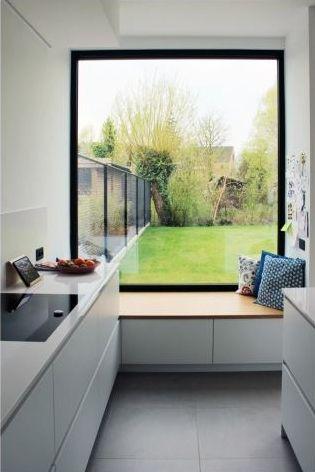 Modern Bay Window Seats