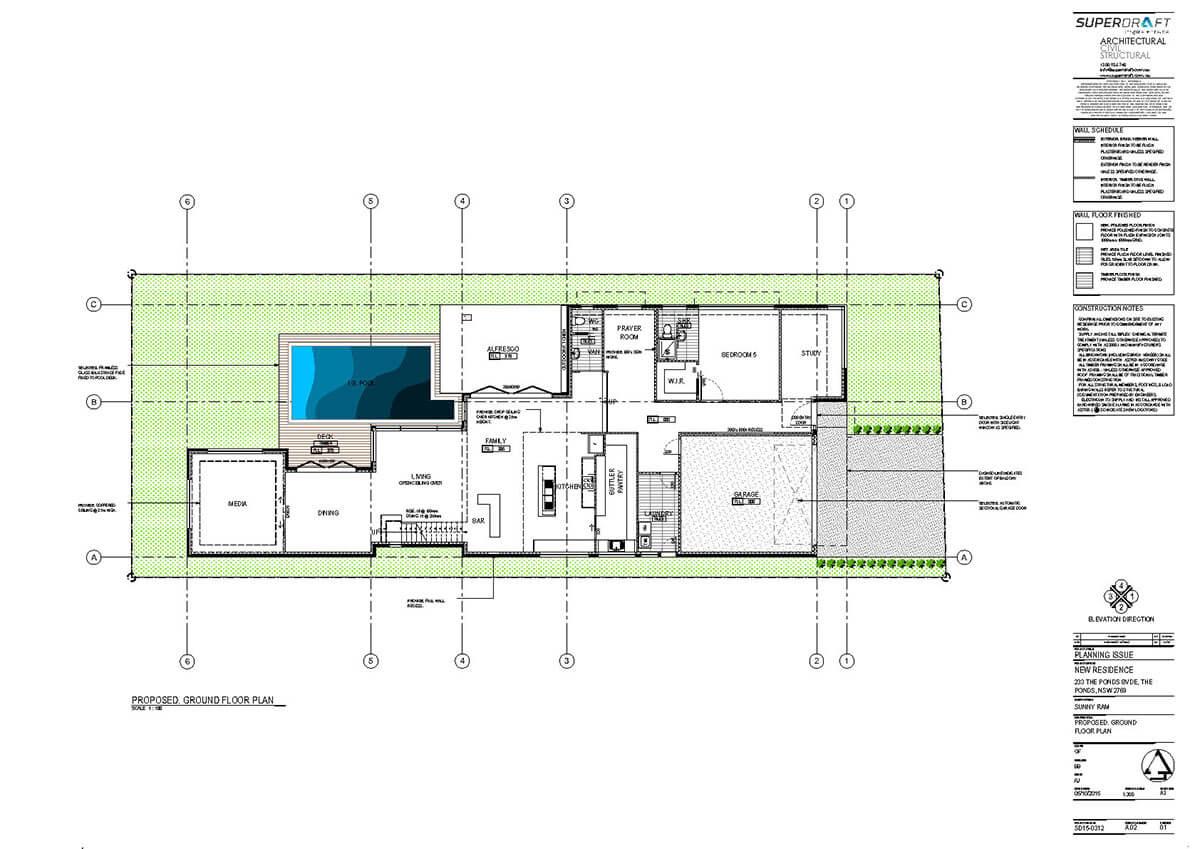 Ponds Residence: Sydney Architecture
