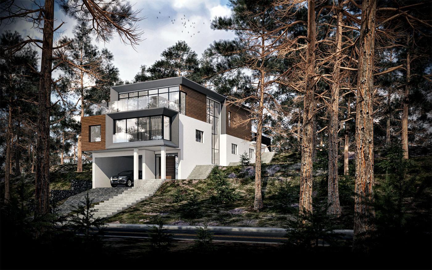 Headland Road Residence: Sydney Architecture