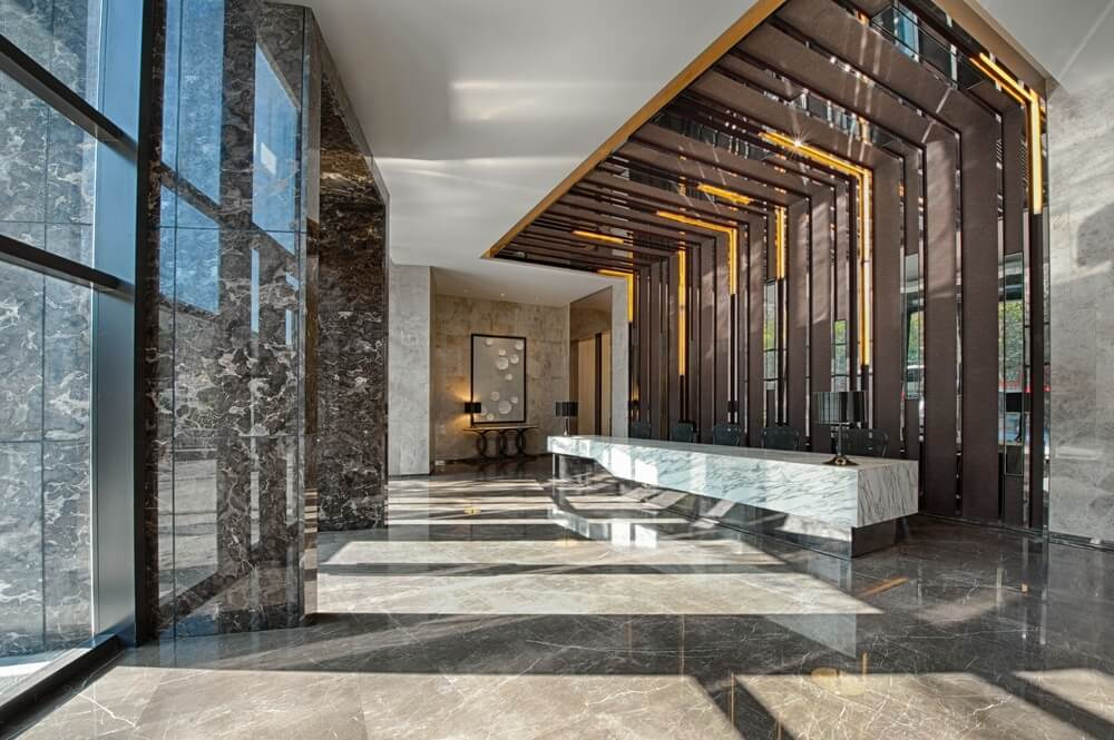 how to build a reception design that leverages your company s image