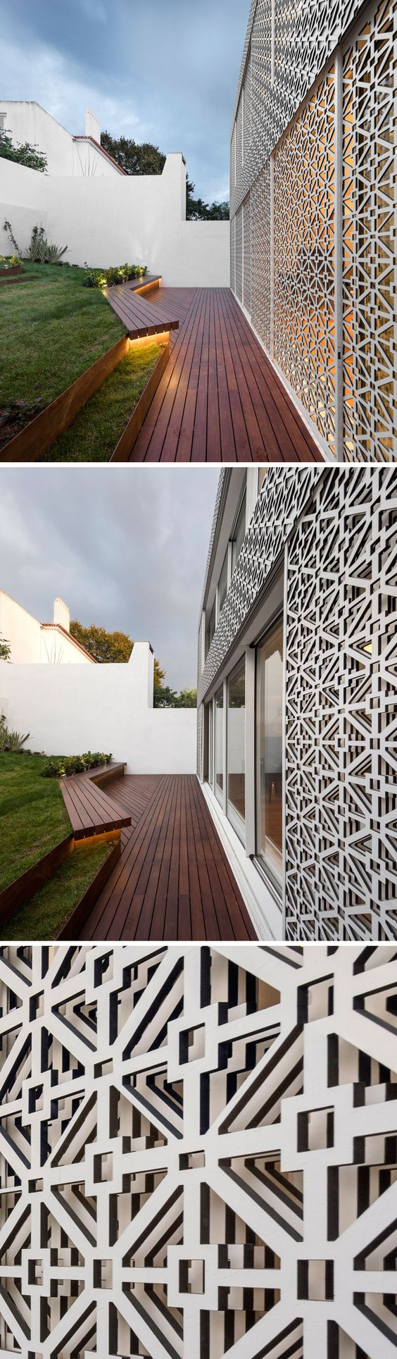 Install Laser-cut Decorative Screens at Home