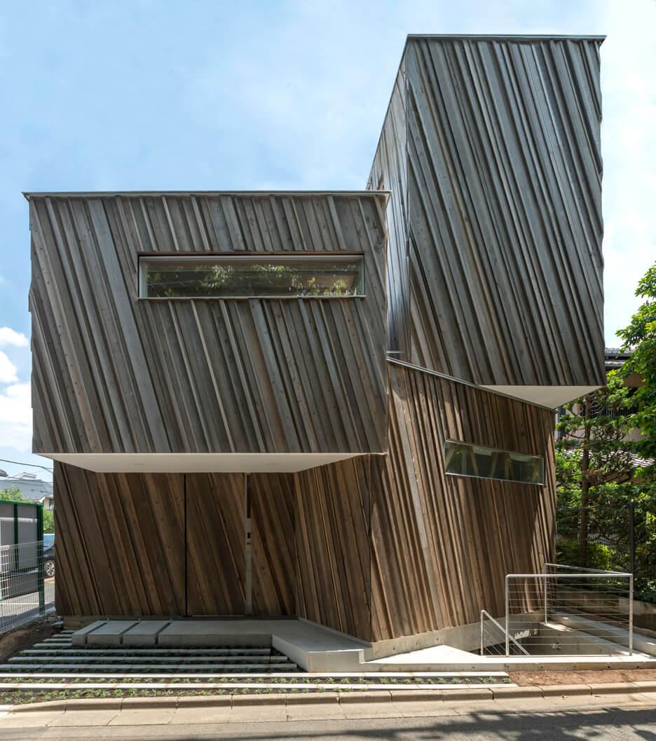 Kyodo House by Sandwich