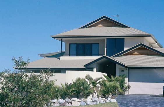 Roofing Materials - COLORBOND Steel