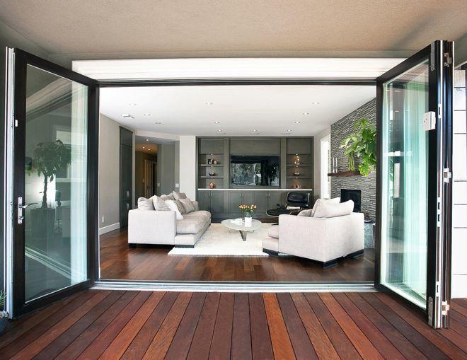 Lay Wood Flooring on Your Indoor-Outdoor Spaces