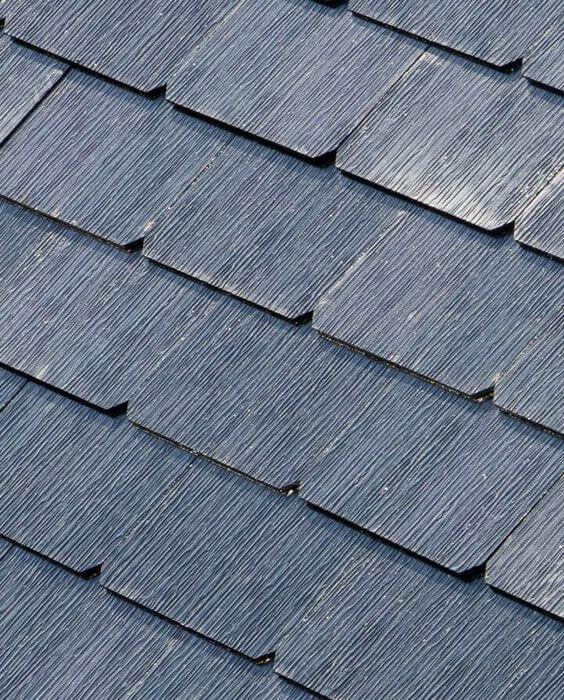 Roofing Materials - Tesla's Solar Roof
