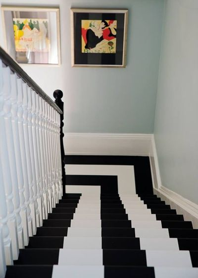 Sooo… What are Your Stairs Made of?