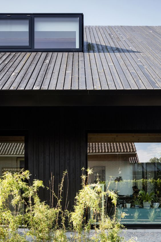 Roofing Materials - timber roof