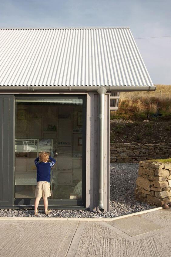 Roofing Materials - Zincalume steel
