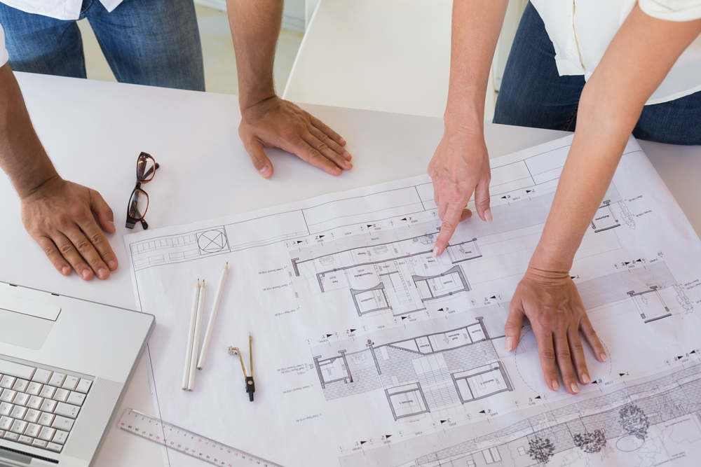 Tips for working with an architect