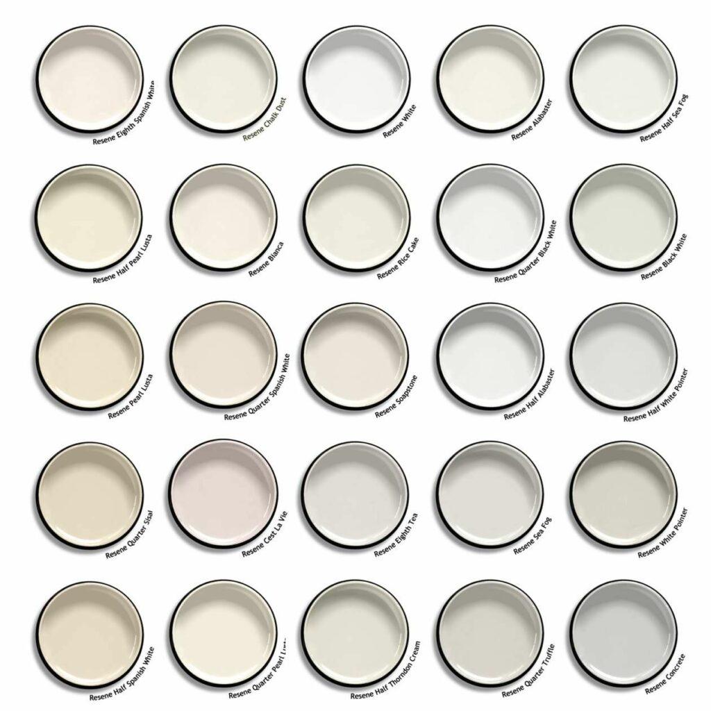 resene white paint