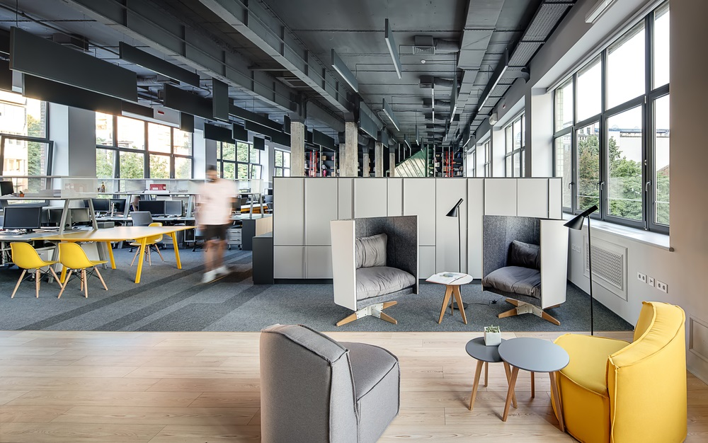 Office Design Trends: 5 Millennial Office Design Trends That Will Stand The Test