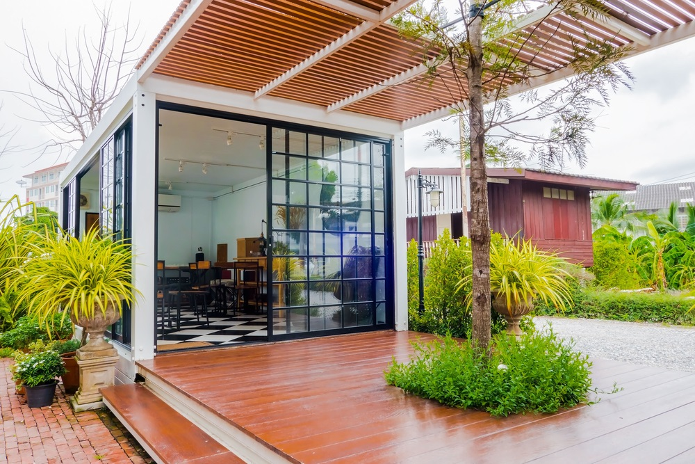 How to Naturally Heat Your Shipping Container Home