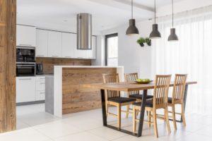 7 Ways to Warm Up a Contemporary White Kitchen