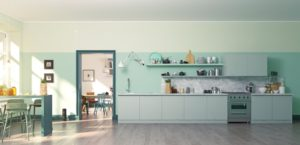 Would You Try Pastel Kitchens?