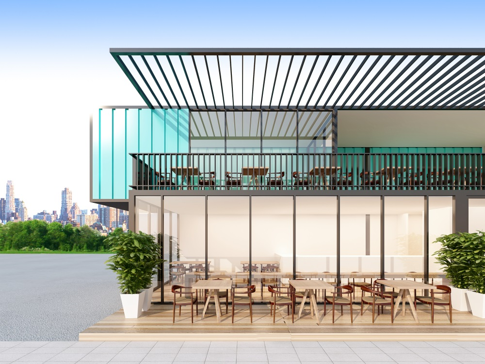 10 Structures You Can Build From Shipping Containers | Cargotecture