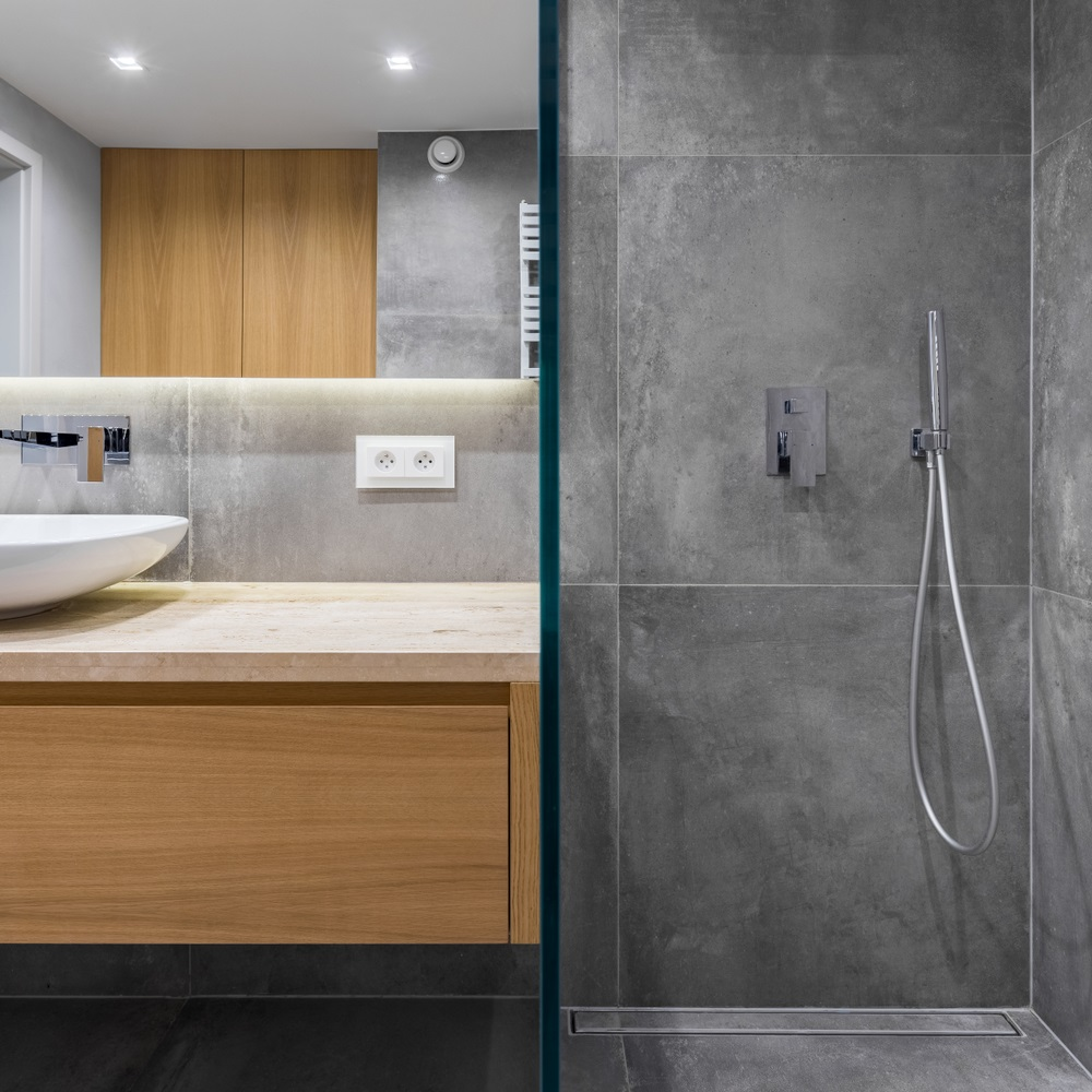5 Good Reasons to Build a Walk-in Shower