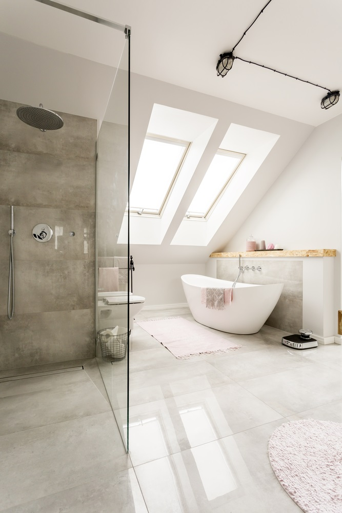 Why Bathroom Remodeling How To Set Bathroom Remodeling: 5 Good Reasons To Build A Walk-in Shower