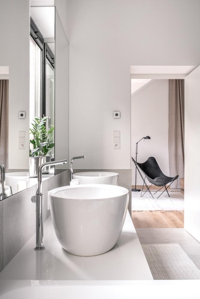 Peaceful En suite Design