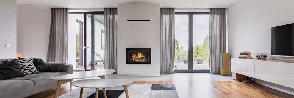 Spacious Scandinavian Home Interior
