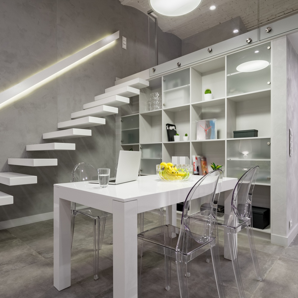 This Loft with a Massive Mezzanine Takes City Living Seriously