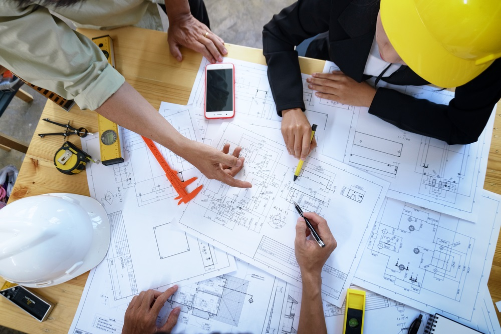 Making architects and builders work together