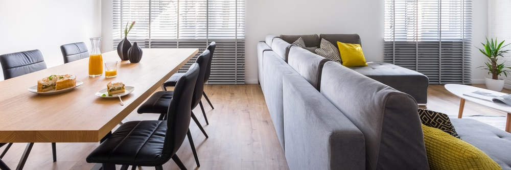 This One Bedroom Apartment Design is a City Dweller's Dream
