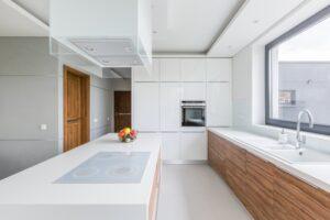 kitchen trends kitchen white timber scandinavian
