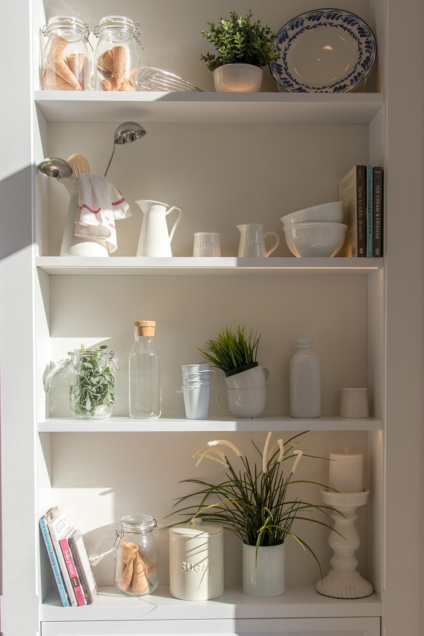 Technical Design Guide to Open Shelving