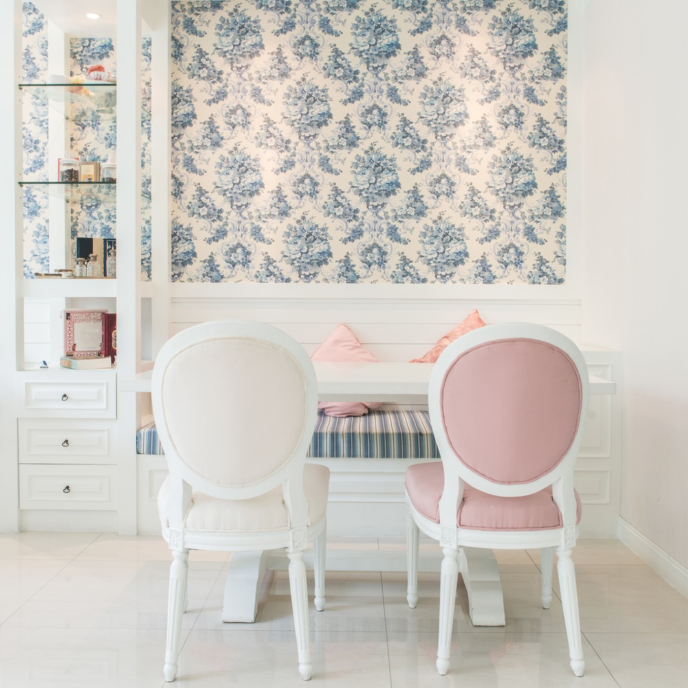 3 Foolproof Ways to Incorporate Wallpaper in Your Home
