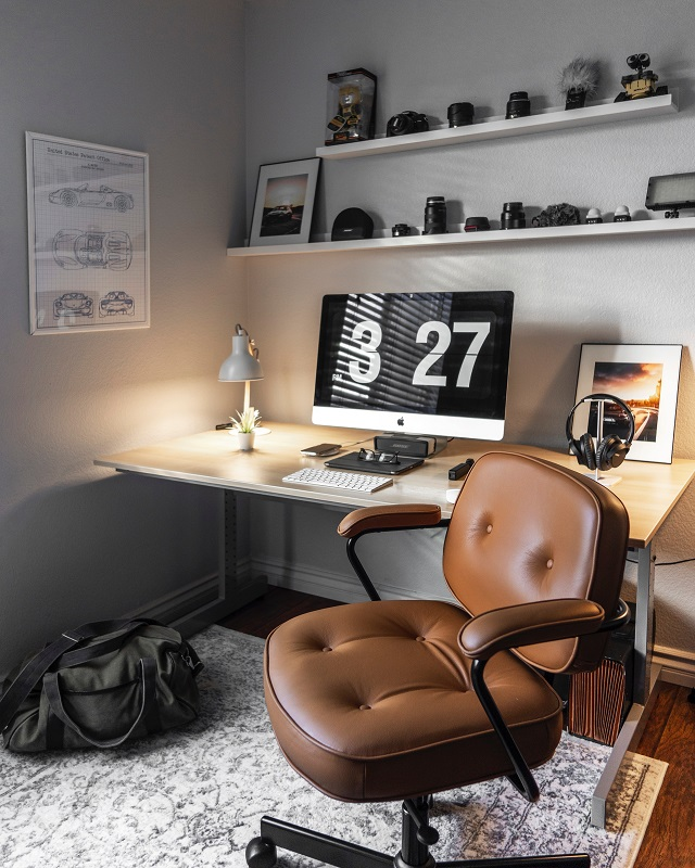 How to Create an Inspiring Home Office Space