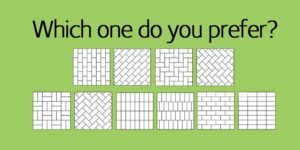 10 WAYS TO LAY SUBWAY TILES - INFOGRAPHIC