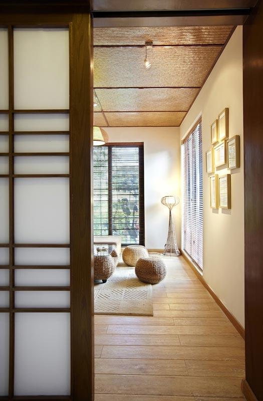 Asian-inspired homes