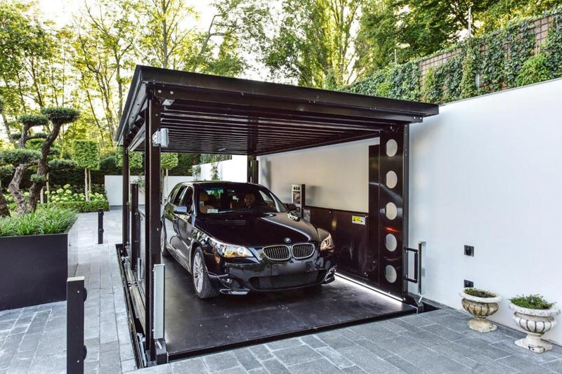 Facts About Building Underground Parking with Car Lifts