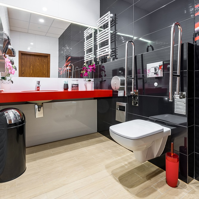 Safe Bathrooms for the Elderly