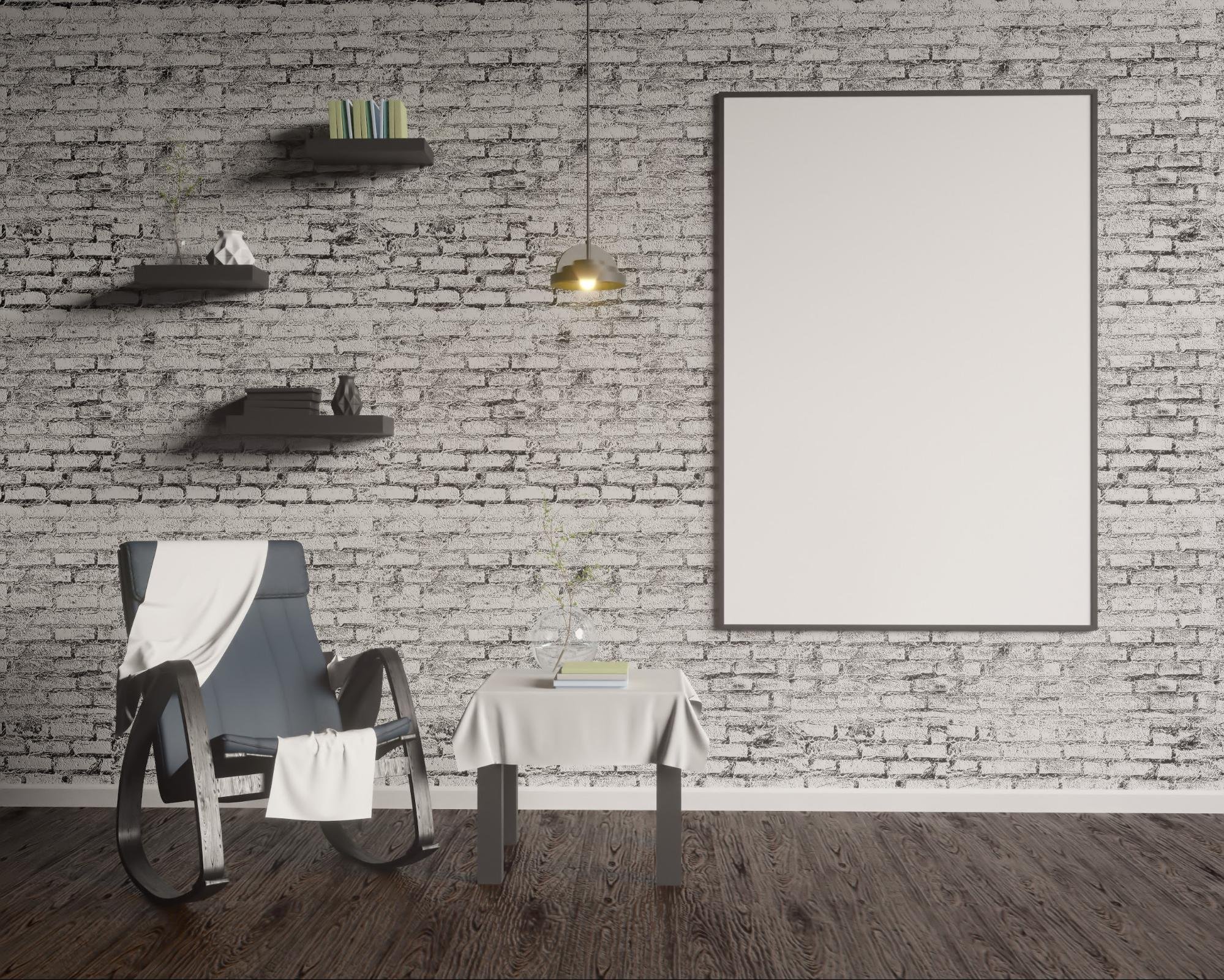 The key elements of an industrial style design