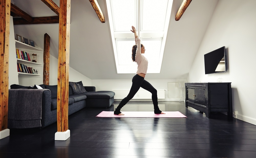 How to Create a Yoga Practice Space at Home
