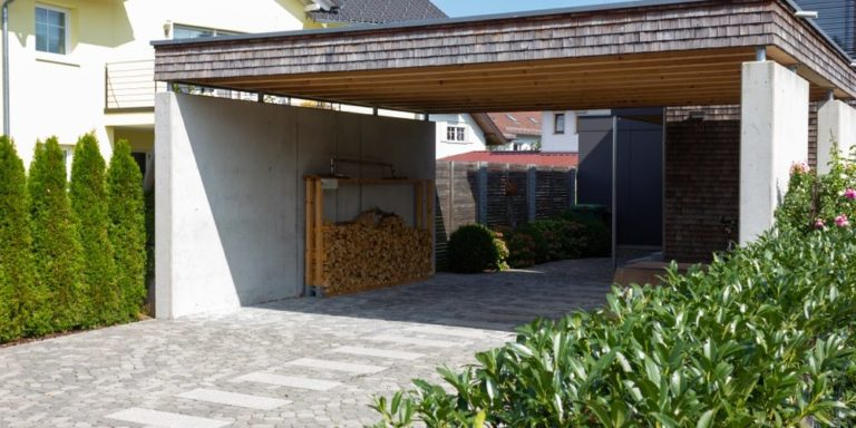 carport safety and maintenance