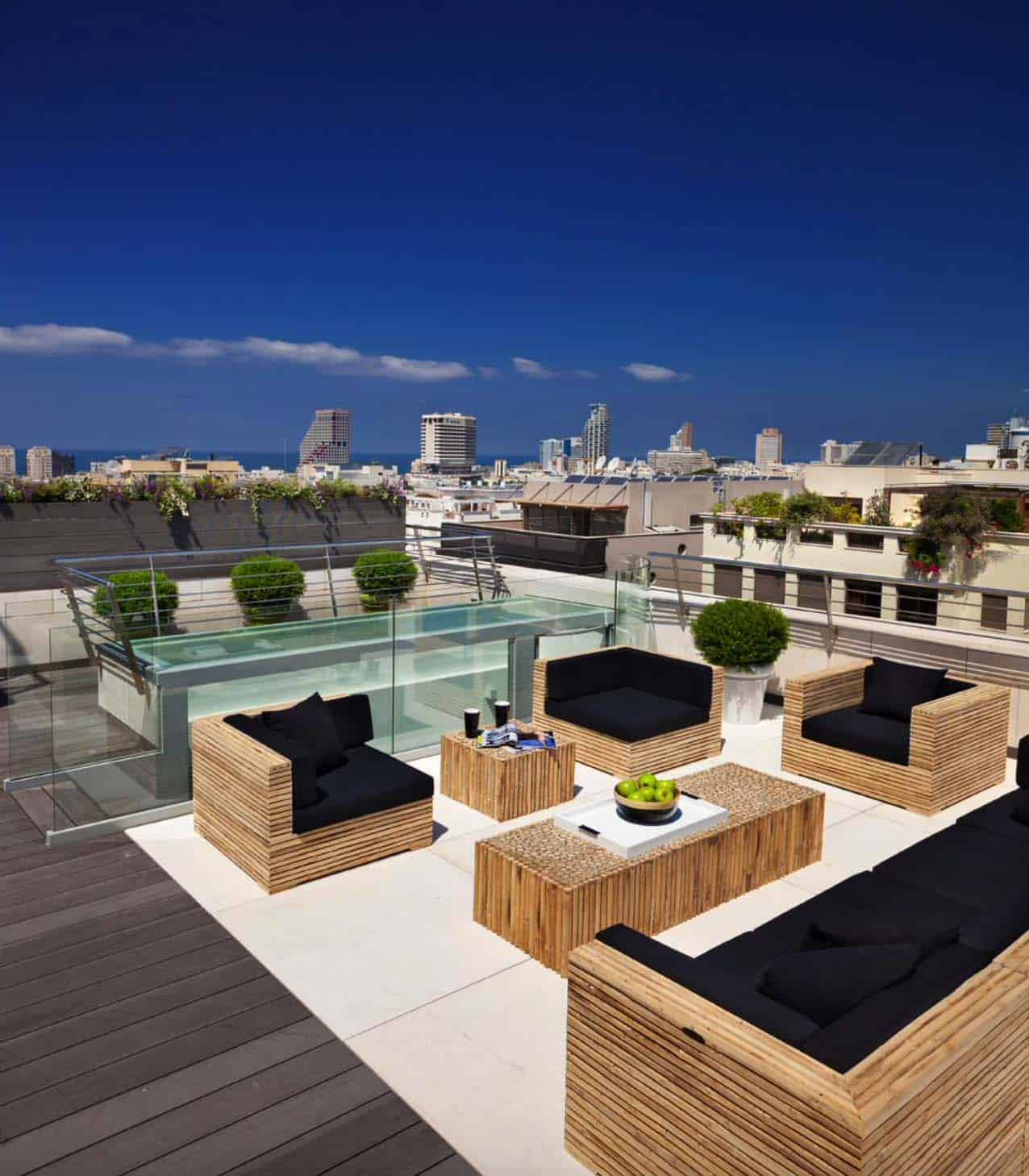 27 Inspiring Rooftop Terrace Design Ideas We Found on ...